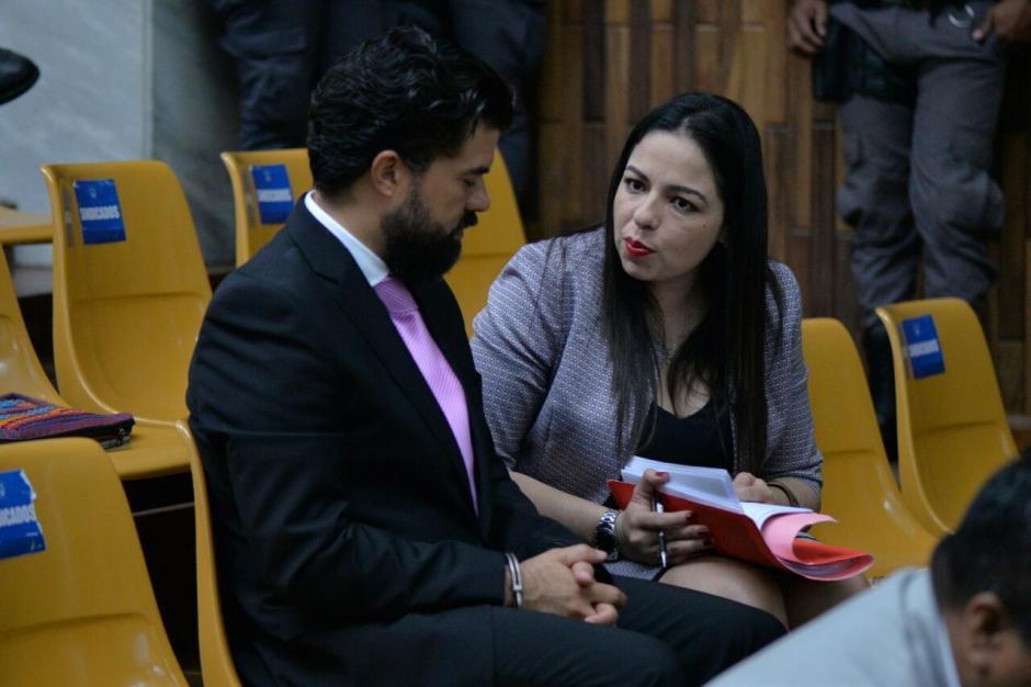 A Chévez se le sindica de lavado de dinero en el caso Cooptación del Estado.  (Foto: Wilder López/Soy502)
