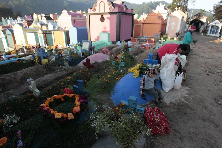 El paisaje colorido de este santuario provoca muchas emociones. (Foto: Esteban Biba/EFE)