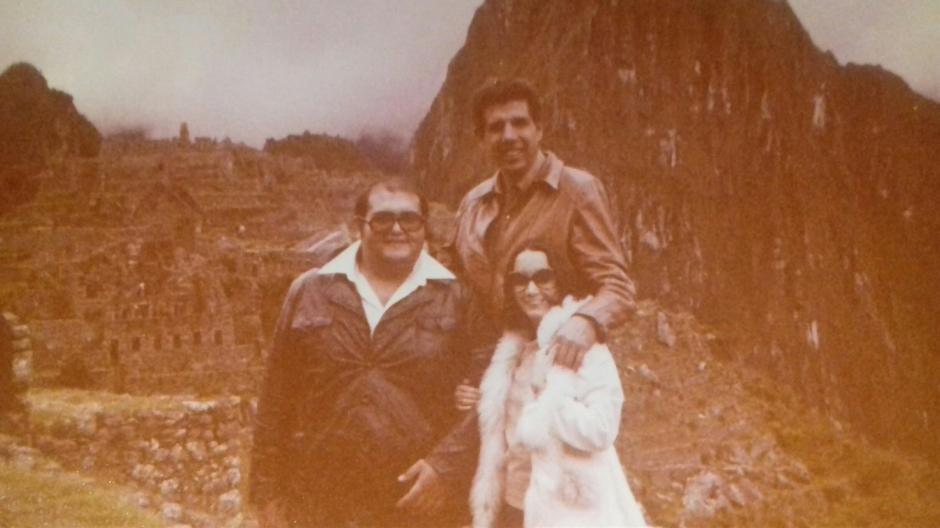 Una imagen de uno de los tantos viajes del elenco. (Foto: Facebook/La Chilindrina)