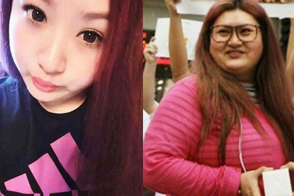 You Pan y su transformación debido a su aumento de peso. (Foto: sopitas.com)