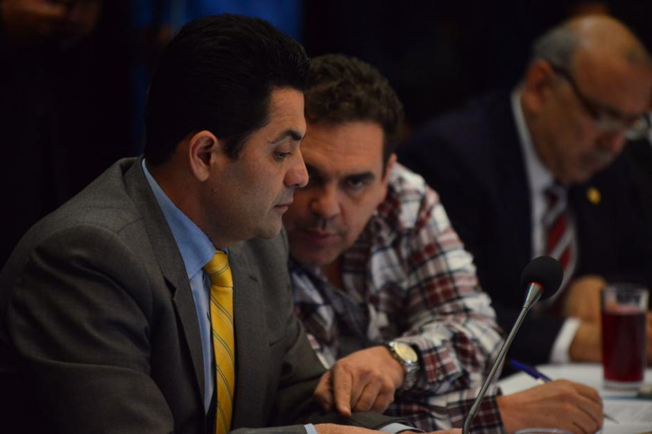 Chinchilla recibió apoyo de otros miembros de la Junta Directiva en cuánto a cómo proceder. (Foto: Jesús Alfonso/Soy502)