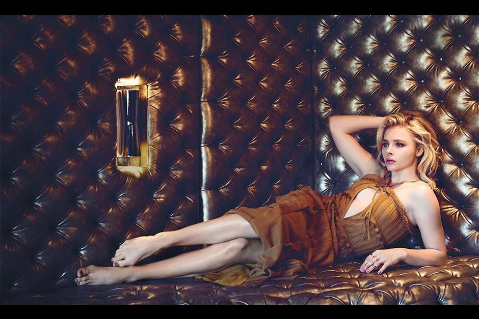 Chloë Grace Moretz anuncia que elegirá mejor sus papeles. (Foto: Archivo)