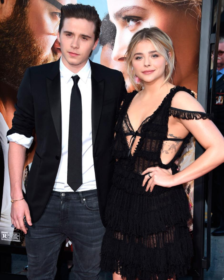 La pareja luce guapísima. (Foto: us.hola.com)
