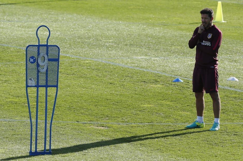 Simeone estará con el Atlético de Madrid hasta el 2018. (Foto: EFE)