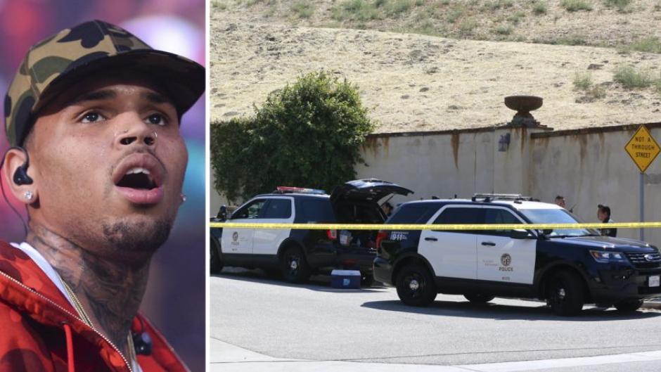 El cantante Chris Brown arremete contra la policía en Instagram. (Foto: www.foxnews.com)