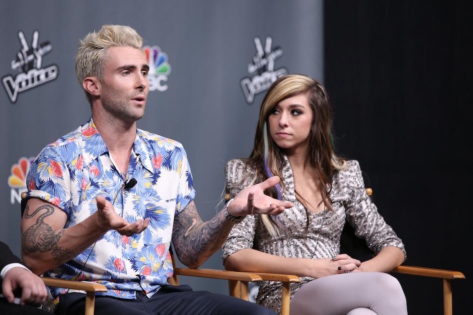Adam Levine lamentó el fallecimiento de una estrella. (Foto: team-grimmie.eu)