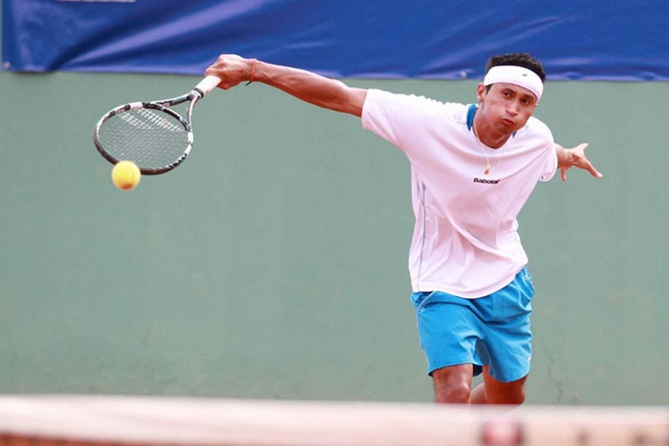 Christopher Moisés Díaz Figueroa ganó el Gatorade Open en 2011 y quiere el título de nuevo
