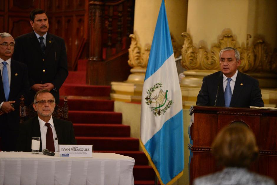 """La noticia tuvo lugar siete días después del descubrimiento del caso """"La Línea"""" (Foto: Archivo/Soy502)"""