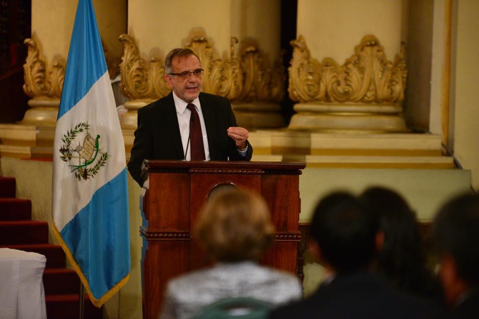 Iván Velásquez, jefe de la Cicig, indicó que seguirá luchando contra la corrupción en el país. (Foto: Archivo/Soy502)