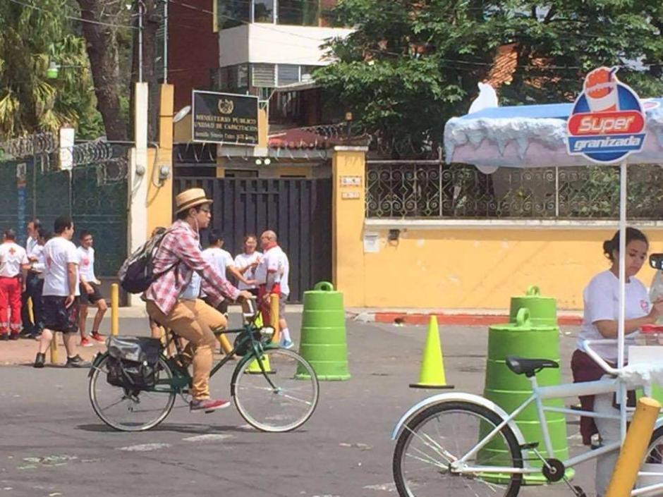 El uso de la bicicleta como medio de transporte está tomando auge en muchas ciudades del mundo. (Foto: Gaby Girón/Soy502)