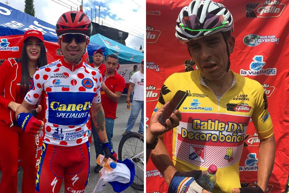 La quinta etapa de la Vuelta Ciclística 56 a Guatemala fue ganada por el costarricense Román Villalobos