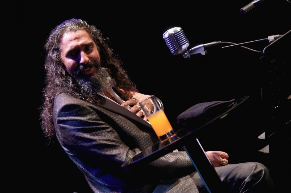 El cantautor de flamenco Diego el Cigala visita nuestro país. (Foto: Diego el Cigala oficial)