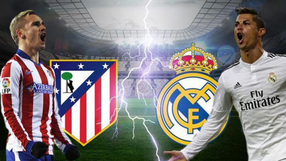 Real Madrid - Atlético de Madrid foto