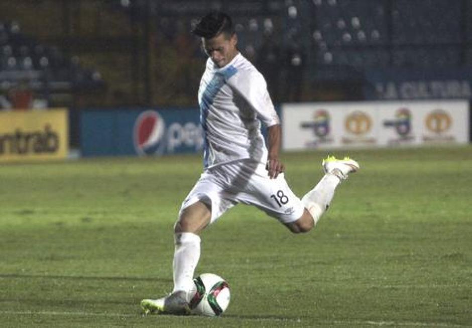 Stefano marcó dos goles con la Bicolor en la eliminatoria. (Foto: Twitter)