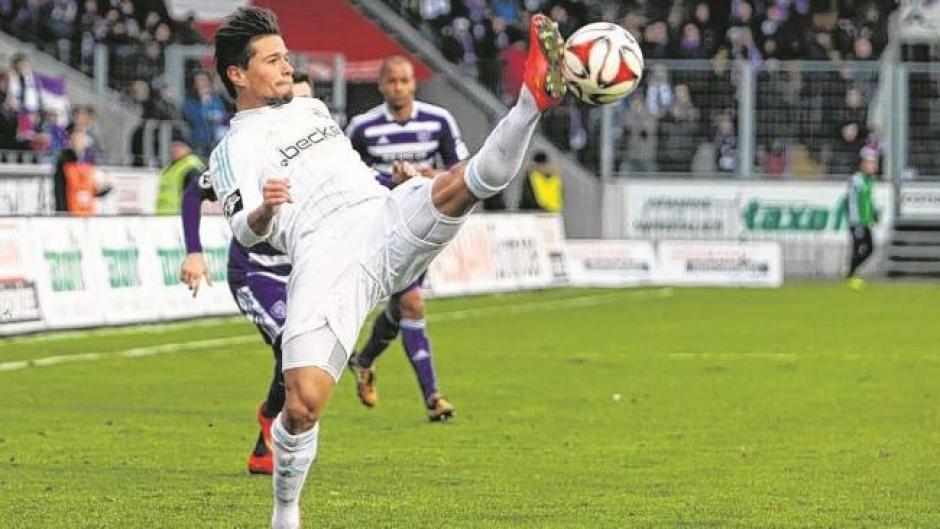 Stefano Cincotta sigue jugando en Alemania. (Foto: Twitter)