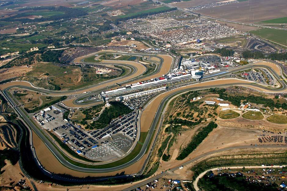 El Circuito de Jerez es un autódromo de 4,423 metros de longitud ubicado en España