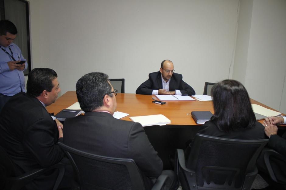 Tras concluir las justas deportivas, el parlamentario volverá a citar a las autoridades del COG. (Foto: Luis Barrios/Soy502)