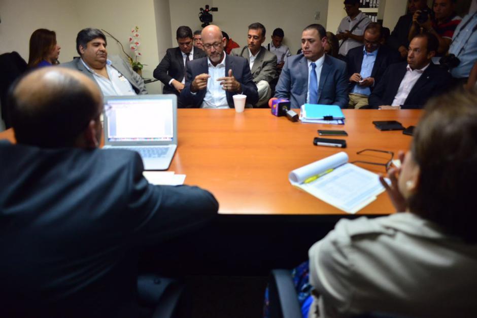 El diputado Leonel Lira analiza denunciar penalmente a Aguirre. (Foto: Jesús Alfonso/Soy502)