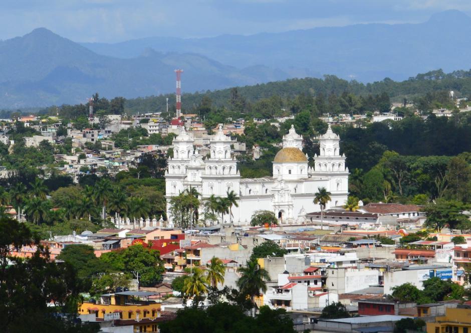 La ciudad de Esquipulas es uno de los primeros municipios de oriente que cuenta con un reglamento de esta magnitud. (Foto: Marlon Villeda/Nuestro Diario)