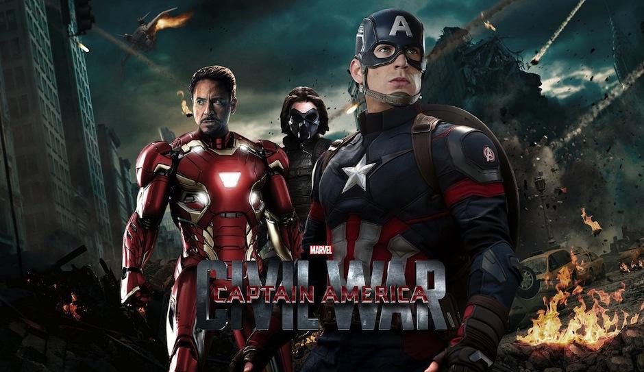 Capitán América, guerra civil, fue una de las aclamadas. (Foto: Batman Vrs Superman. (Foto: Capitán América)