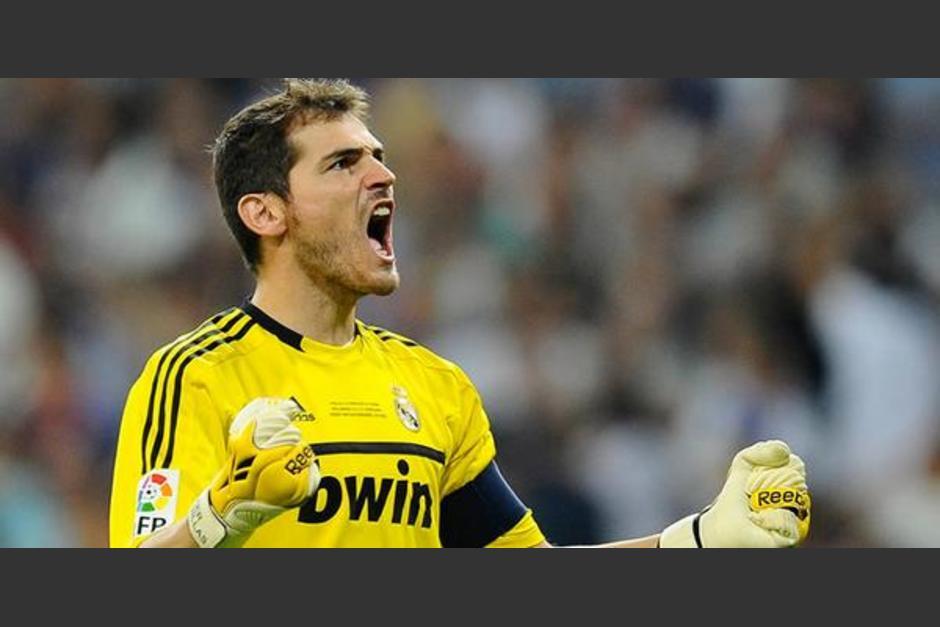 Iker Casillas al Oporto foto