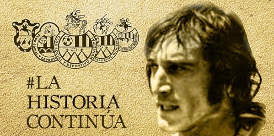 José Emilio Mitrovich es uno de los emblemas en la historia de Municipal. (Foto: Twitter Rojos)