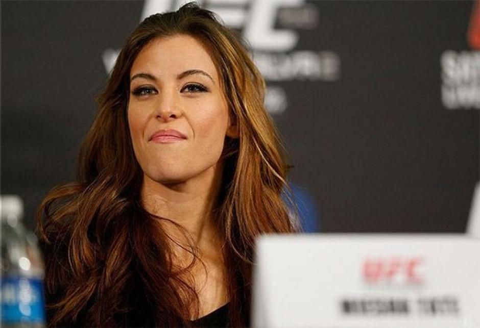 Miesha Tate es favorita frente a Amanda Nune en un combate que promete. (Foto: UFC)