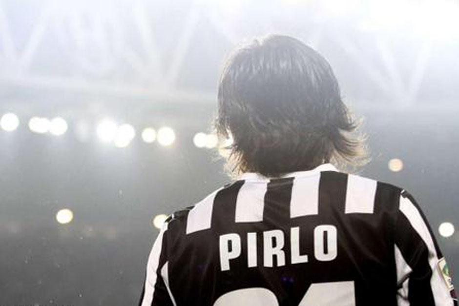 Andrea Pirlo formó parte de las filas de Juventus durante cuatro temporadas