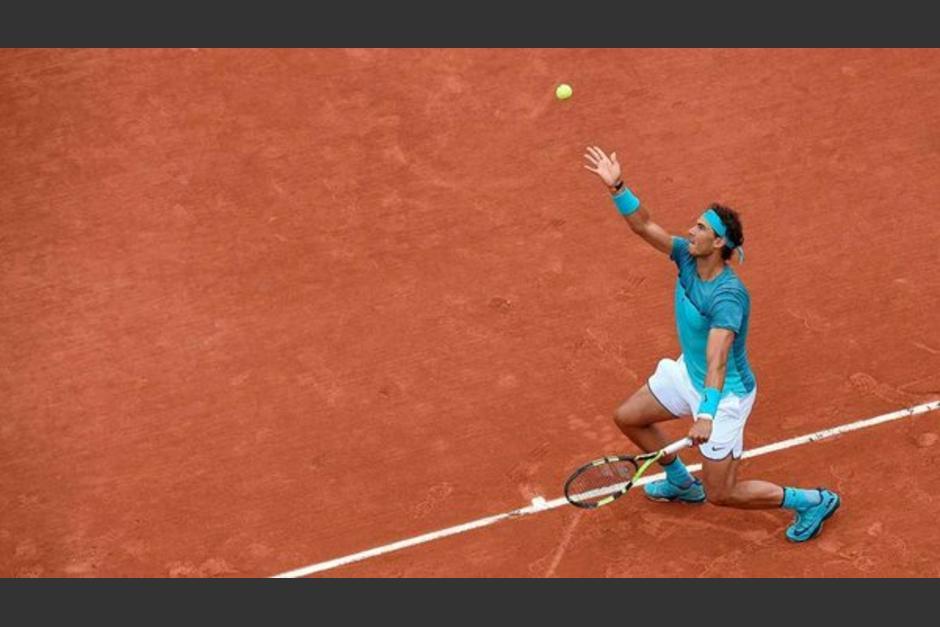 Nadal con buen inicio Roland Garros foto
