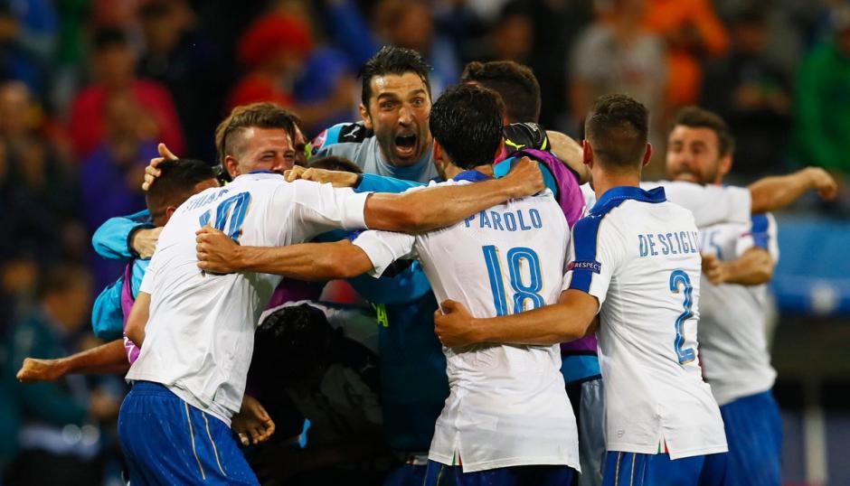 italia frente a suecia previo euro 2016 foto