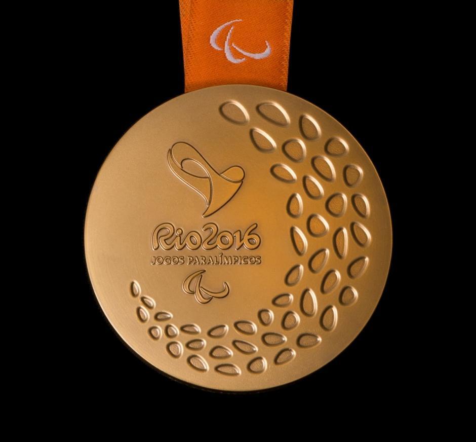 Estas son las medallas oro de los Juego Olímpicos Río 2016. (Foto: EFE)