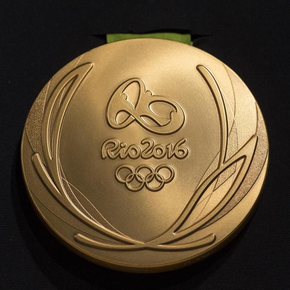 medallas de oro de Río 2016. (Foto: EFE)