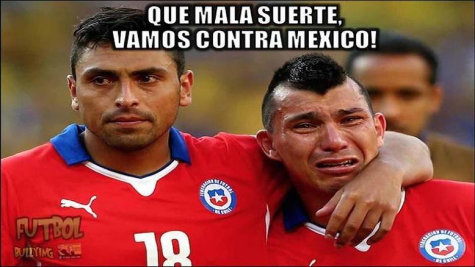 Chile que no ha tenido su mejor presentación en la Copa América, enfrentará a México, uno de los favoritos. (Foto: Twitter)