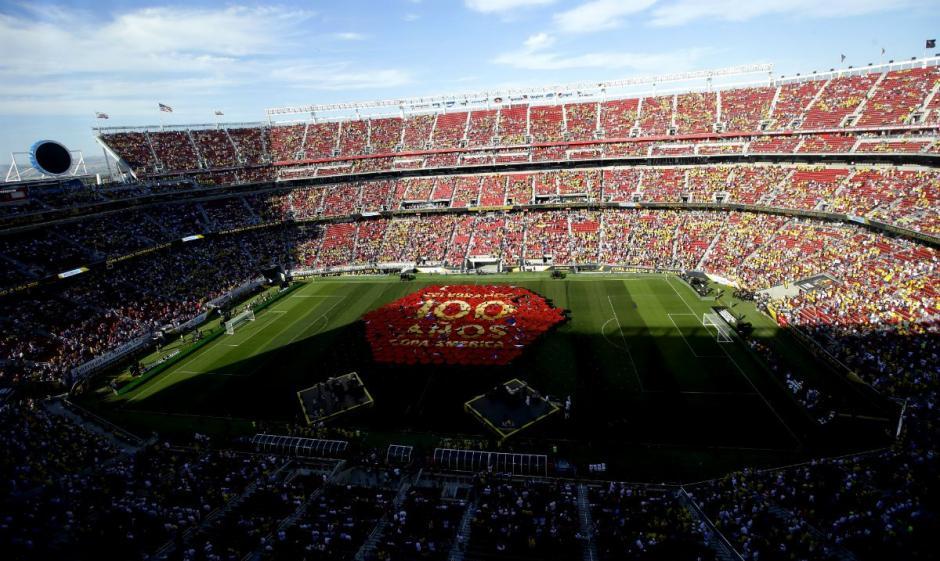 Así lució el Levi's Stadium para el primer juego de la Copa América. (Foto: Canarionetwork)