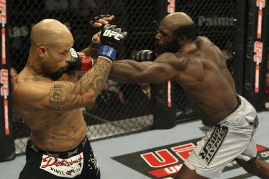 Los grandes combates de Kimbo Slice quedarán en la memoria de los fanáticos. (Foto: UFC)