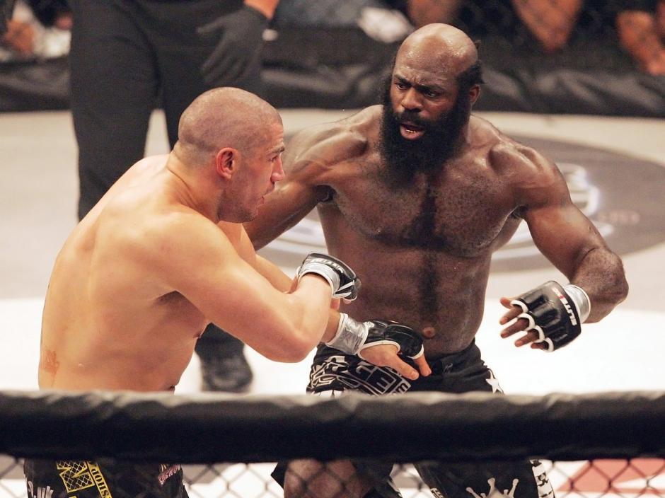 El poder de los puños de Kimbo Slice era temible. (Foto: MMA.es)
