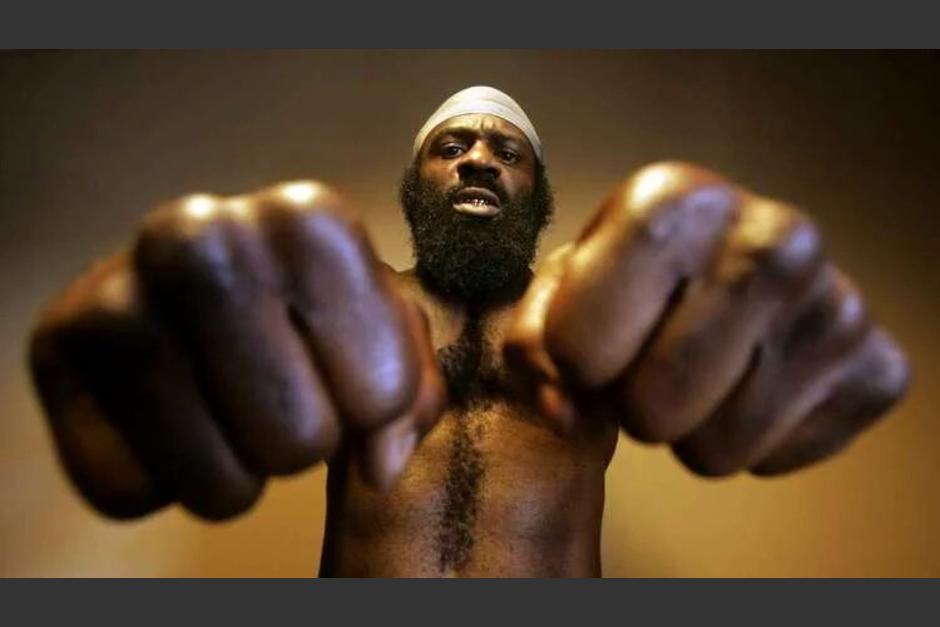 Kimbo Slice fue uno de los precursores del MMA. (Foto: MMA.es)