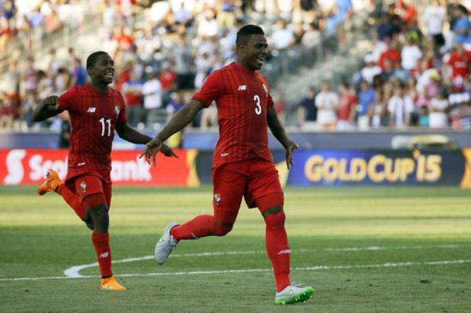 Panamá vence a Estdos Unidos Copa Oro foto
