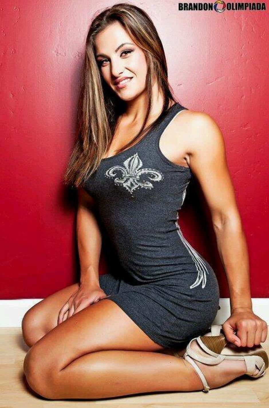 Tate enfrentará este sábado a Amanda Nune en el UFC 200. (Foto: Peru.com)