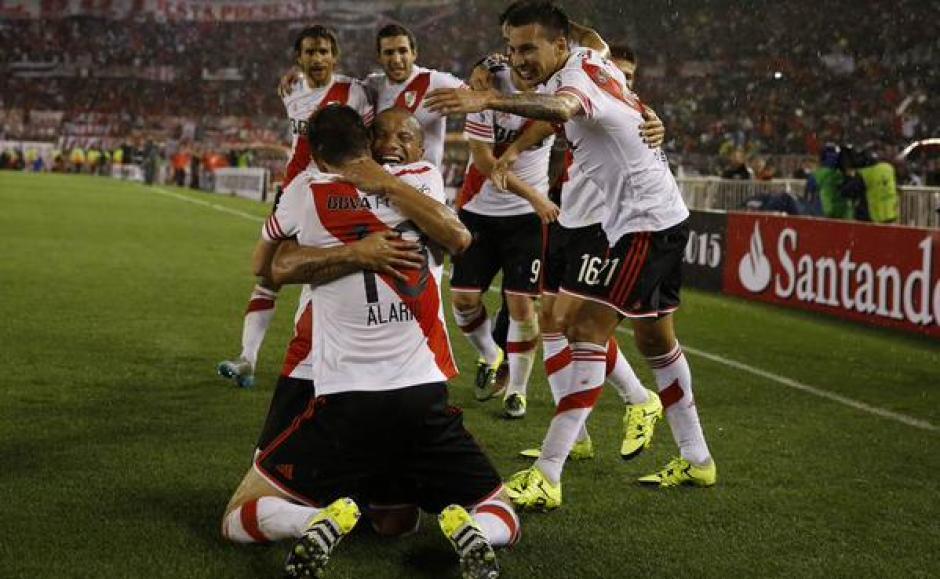 River Plate campeón de Copa Libertadores 2015 foto 02
