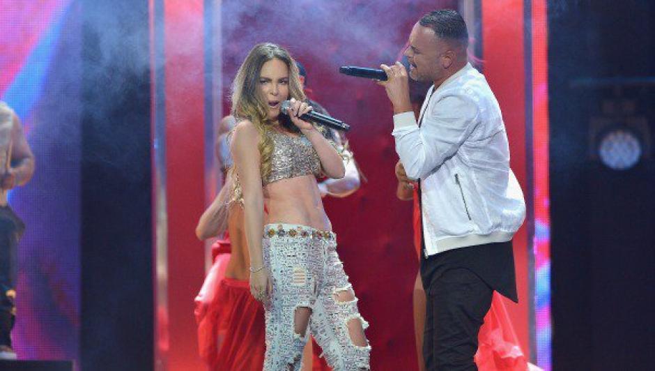 """Los fans de Belinda están divididos por la nueva versión de """"El Sapito"""". (Foto: Captura youtube)"""