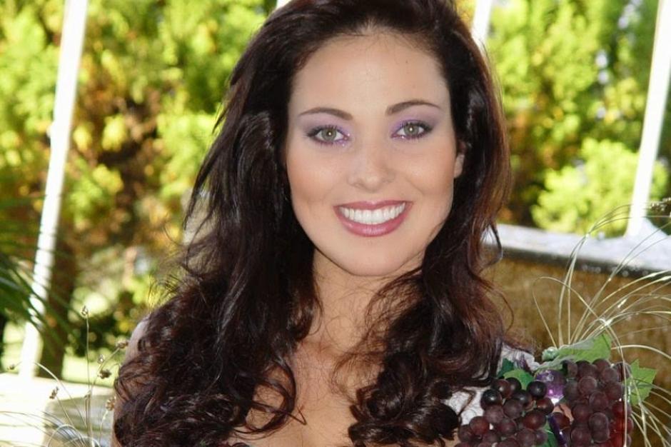 Fabiane Niclotti fue Miss Brasil 2004. (Foto: Oglobo)