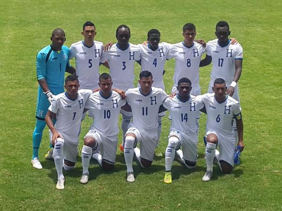 Honduras vence a Belice en torneo sub23 foto