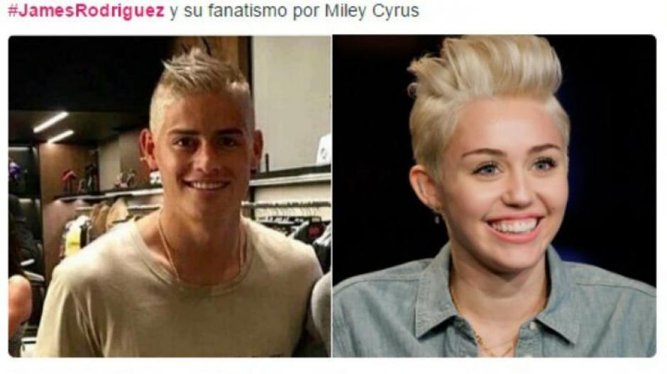 ¿Eres tú Miley Cyrus? (Imagen: infobae.com)