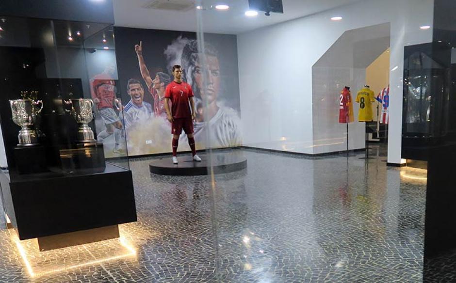 Además del hotel CR7 Pestaña, está el museo de Cristiano Ronaldo. (Foto: Twitter)