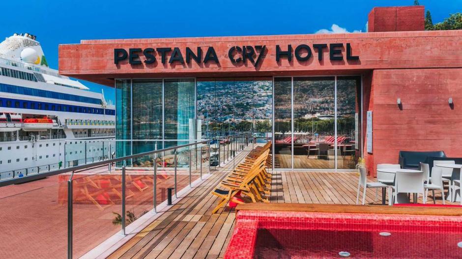 Cristiano Ronaldo espera abrir cuatro hoteles CR7 Pestana. (Foto: Twitter)