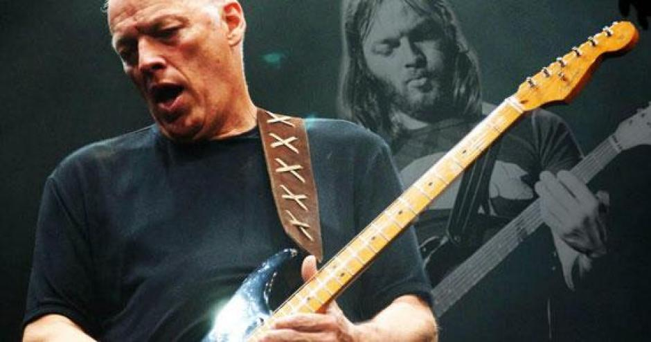 David Gilmour foto