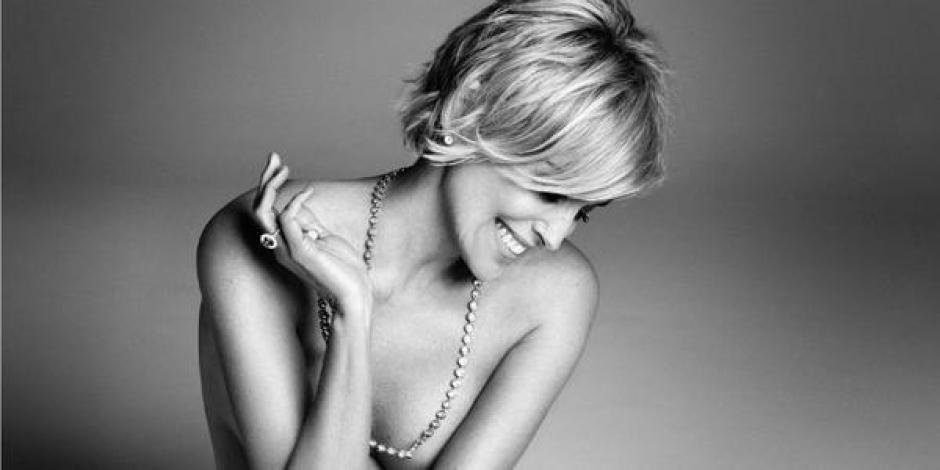 Elegante y muy sensual, Sharon Stone no pierde ese toque ese toque que la llevó a conquistar Hollywood. (Foto: Harper's Bazar)