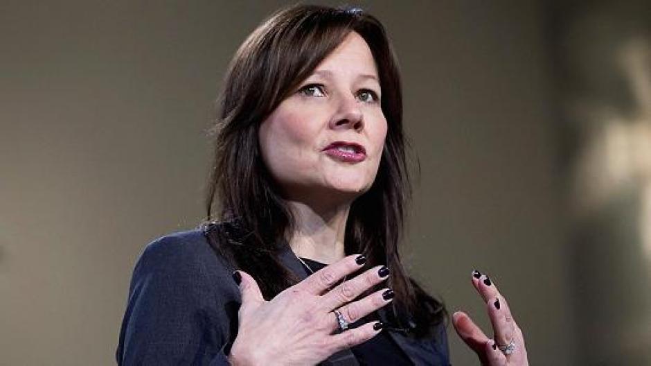 María Teresa Barra es Directora Ejecutiva y Presidente de la empresa General Motors, desde 2014. (Foto: cnbc,com)