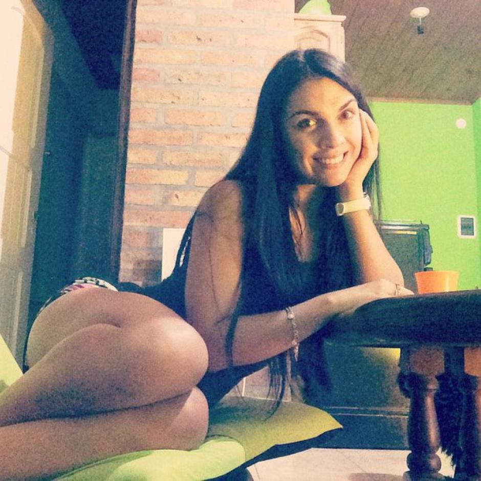 Birriel fue en su momento una cotizada modelo en Guatemala y Centroamérica. (Foto: facebook)